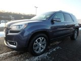 2013 Atlantis Blue Metallic GMC Acadia SLT AWD #124789986