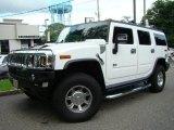 2006 White Hummer H2 SUV #12443161