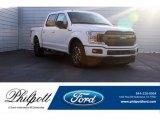 2018 Oxford White Ford F150 XLT SuperCrew #124790038