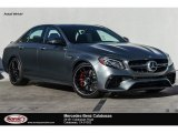 2018 Mercedes-Benz E AMG 63 S 4Matic