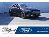 2018 Shadow Black Ford Fusion SE #124790082