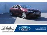 2018 Burgundy Velvet Ford Fusion SE #124790081