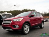 2018 Ruby Red Ford Escape SE #124789749