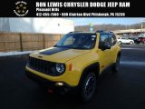 2017 Solar Yellow Jeep Renegade Trailhawk 4x4 #124790131