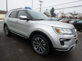 2018 Ford Explorer Platinum 4WD Data, Info and Specs
