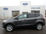 2018 Magnetic Ford Escape SEL 4WD #124822080