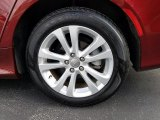 Chrysler 200 Wheels and Tires