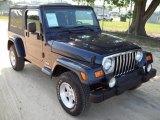 2006 Midnight Blue Pearl Jeep Wrangler Unlimited 4x4 #12457593