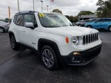 2017 Jeep Renegade Limited Front 3/4 View