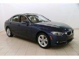 2017 Mediterranean Blue Metallic BMW 3 Series 330i xDrive Sedan #124843154