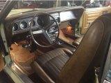 Mercury Cougar Interiors
