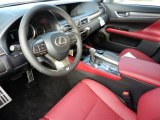 2018 Lexus GS Interiors