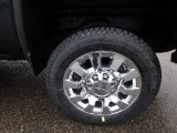 GMC Sierra 2500HD Wheels and Tires