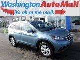 2014 Mountain Air Metallic Honda CR-V EX-L AWD #124842773