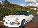 1979 Porsche 911 White/Blue