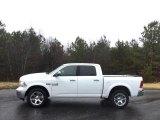 2017 Bright White Ram 1500 Laramie Crew Cab 4x4 #124842561