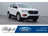 2018 Oxford White Ford Escape S #124843006