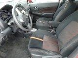 Nissan Versa Note Interiors