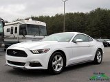 2017 Oxford White Ford Mustang V6 Coupe #124842527