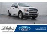 2018 Oxford White Ford F150 XLT SuperCrew #124842982