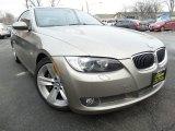 2008 Platinum Bronze Metallic BMW 3 Series 335i Convertible #124843066