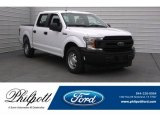 2018 Oxford White Ford F150 XL SuperCrew #124842975