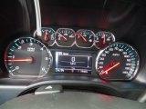 2018 Chevrolet Silverado 1500 LT Regular Cab 4x4 Gauges