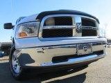 2011 Bright White Dodge Ram 1500 SLT Quad Cab #124890784