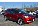2014 Ruby Red Ford Escape Titanium 1.6L EcoBoost #124903879