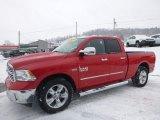 2014 Flame Red Ram 1500 SLT Quad Cab 4x4 #124914534