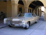 Cadillac DeVille 1965 Data, Info and Specs