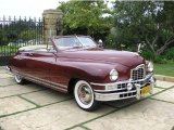 1948 Packard Custom Eight Victoria Convertible