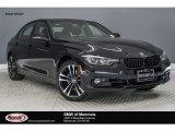 2018 Jet Black BMW 3 Series 330i Sedan #124928782