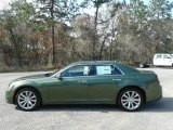 2018 Chrysler 300 Green Metallic