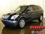 2011 Ming Blue Metallic Buick Enclave CXL #124945281