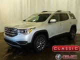2018 Quicksilver Metallic GMC Acadia SLT AWD #124945280