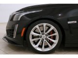 Cadillac CTS 2016 Wheels and Tires