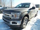 2018 Magnetic Ford F150 XLT SuperCab 4x4 #124945307