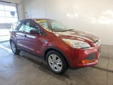 2015 Sunset Metallic Ford Escape S #124945168