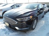 2018 Shadow Black Ford Fusion SE #124945302