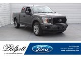 2018 Magnetic Ford F150 STX SuperCab #124945232