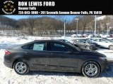 2018 Magnetic Ford Fusion SE #124962786