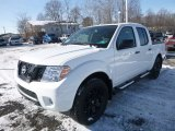 2018 Nissan Frontier SV Crew Cab 4x4 Data, Info and Specs