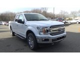 2018 Oxford White Ford F150 XLT SuperCab 4x4 #124983634