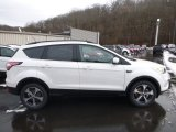 2018 White Platinum Ford Escape SEL 4WD #125001392