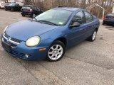 2003 Atlantic Blue Pearl Dodge Neon SXT #125001340