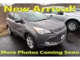 2014 Sterling Gray Ford Escape SE 2.0L EcoBoost 4WD #125001489