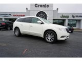 2015 White Opal Buick Enclave Leather #125001434