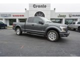 2016 Magnetic Ford F150 XL SuperCab #125001432