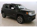 2016 Black Jeep Renegade Limited 4x4 #125027007